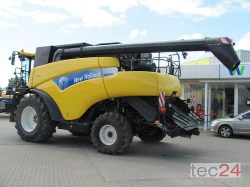 New Holland CR 9080 Elevation Baujahr 2010 Allrad