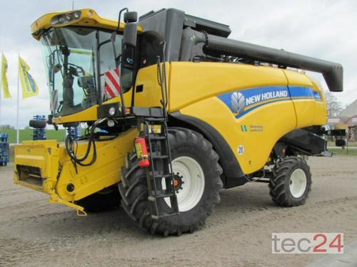 New Holland CX 6090 Godina proizvodnje 2014 Bützow