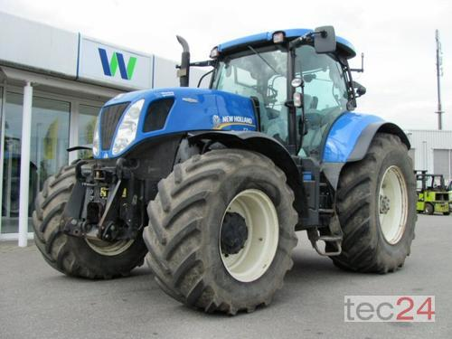 New Holland T 7.270 Auto Command Godina proizvodnje 2012 Bützow