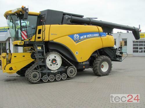 New Holland CR 9090 Elevation SCR