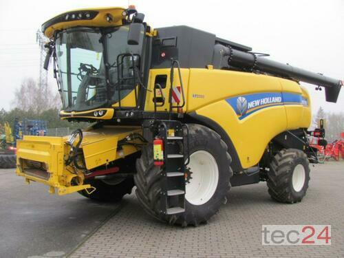 New Holland CX 8.90 Anul fabricaţiei 2017 Bützow