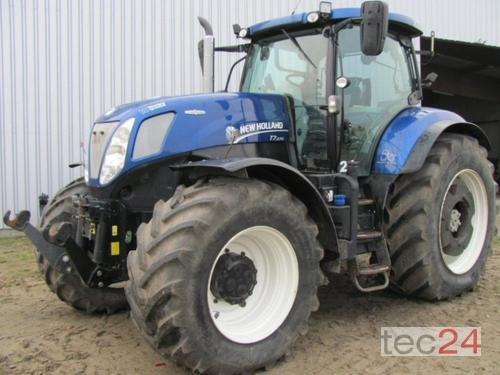 New Holland T 7.270 Ac Demo Year of Build 2014 4WD