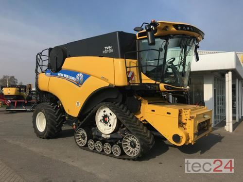New Holland CR 9.80 Godina proizvodnje 2016 Bützow