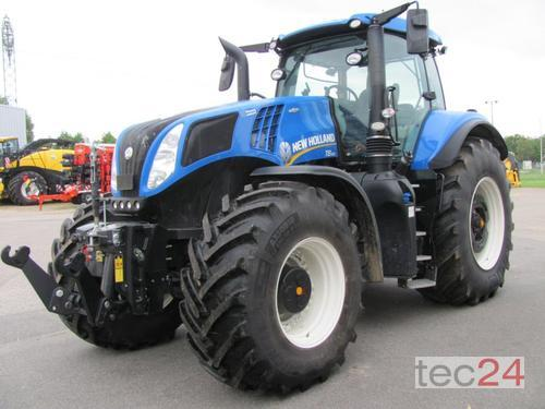 New Holland T 8.410 Auto Command Baujahr 2018 Allrad