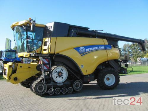 New Holland CR 9090 Elevation SCR Godina proizvodnje 2014 Bützow