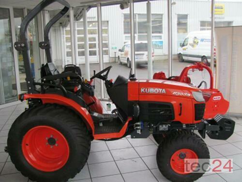 Kubota B 3030 H Rops Año de fabricación 2014 Accionamiento 4 ruedas