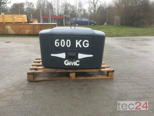KIRCHHOFF Gmc Frontgewicht 600 Kg Bützow