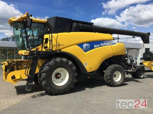 New Holland CR 9080 Elevation Year of Build 2008 4WD