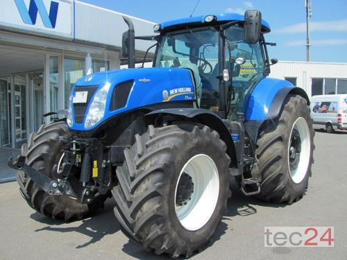 New Holland T 7.270 Auto Command Årsmodell 2015 4-hjulsdrift