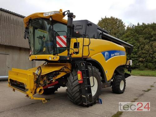 New Holland CX 8070 SCR
