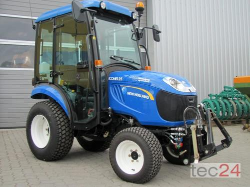 New Holland Boomer 25 Hst Årsmodell 2015 4-hjulsdrift