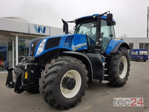 New Holland T 8.380 Uc Årsmodell 2016 4-hjulsdrift