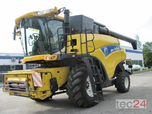 New Holland CR 9080 Year of Build 2007 4WD