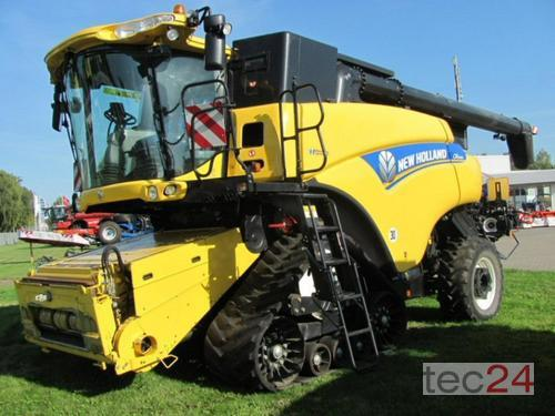 New Holland CR 9090 Elevation SCR Année de construction 2012 Bützow