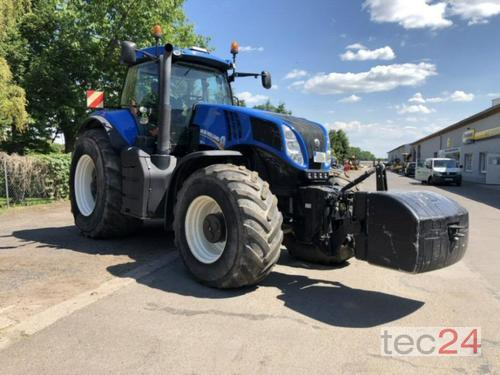 New Holland T 8.420 Auto Command Baujahr 2014 Bützow