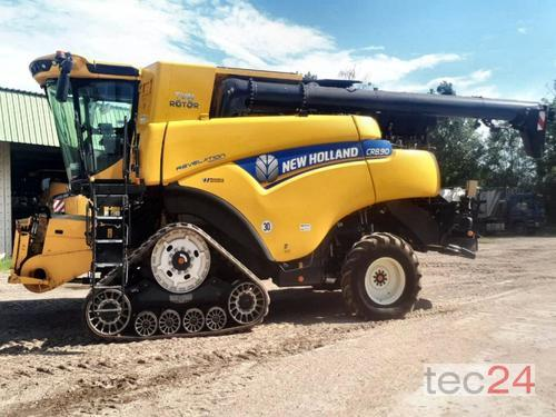 New Holland CR 8.90 Revelation Baujahr 2018 Bützow