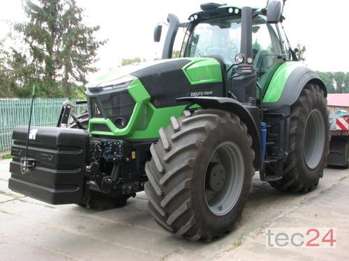 Deutz-Fahr 9340 TTV Year of Build 2016 4WD