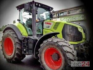 Traktor Claas Axion 810 CIS Bild 0