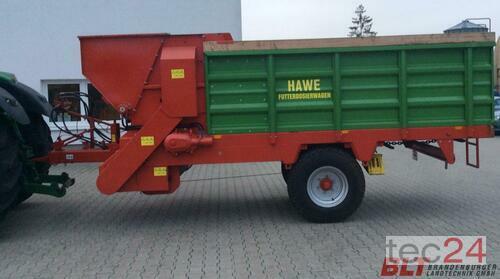 Hawe Fdw-Sta 10 Año de fabricación 2017 Heiligengrabe OT Liebenthal