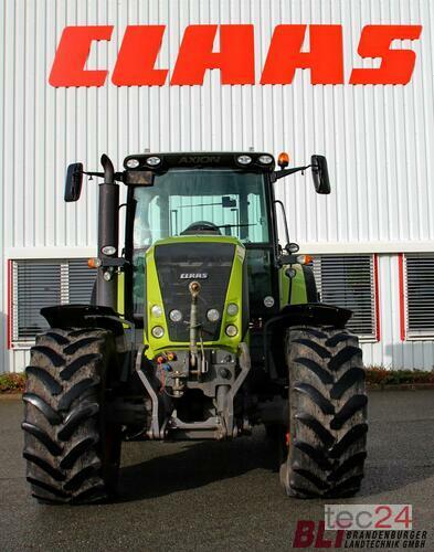 Claas Axion 820 Cebis Baujahr 2012 Heiligengrabe OT Liebenthal