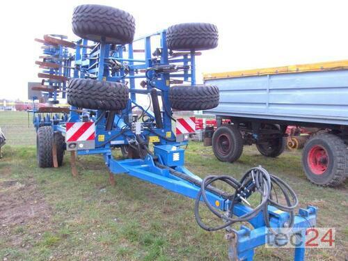 Köckerling Vector 570 Baujahr 2012 Heiligengrabe OT Liebenthal