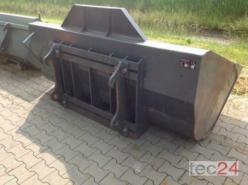 Hölzle SPAW-Met 1,5 m³