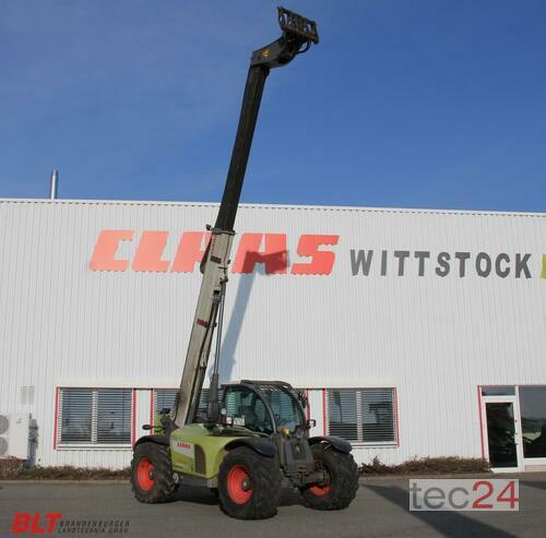 Claas Scorpion 9040 Année de construction 2013 Heiligengrabe OT Liebenthal