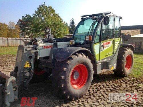 Claas Scorpion 9040 VariPower Plus Byggeår 2012 A/C