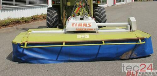 Claas Corto 290 F
