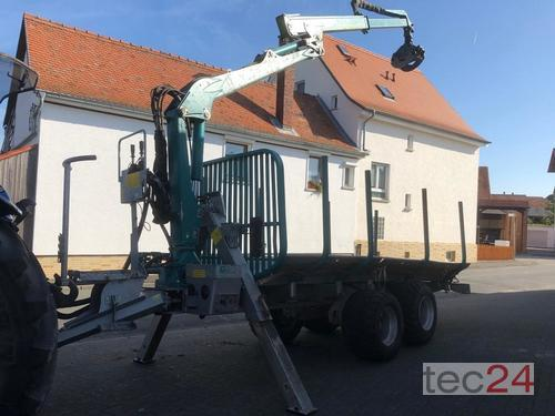 Pfanzelt 1272 Eco Année de construction 2014 Gießen-Lützellinden