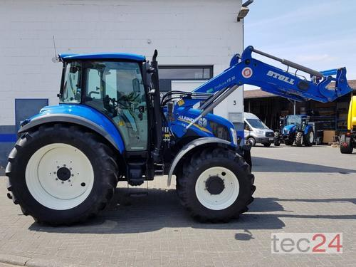 New Holland T 5.115 Dual Command Frontlader Baujahr 2015