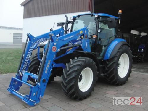 New Holland T 4.85 Dual Command Frontlaster Årsmodell 2015