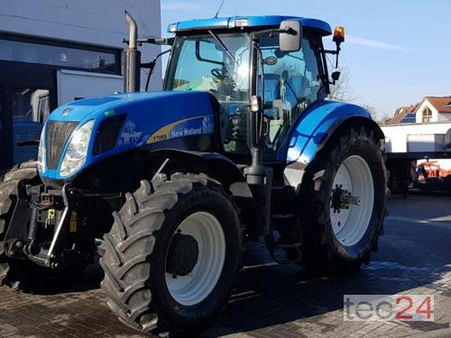 New Holland T 7050 Power Command Baujahr 2009 Allrad