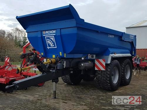 Pichon 2100 Btp Year of Build 2016 Gießen-Lützellinden