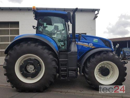 New Holland T 7.290 Auto Command Byggeår 2017 A/C