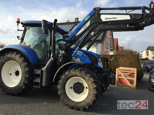 New Holland T 6.175 Auto Command Frontlaster Årsmodell 2017