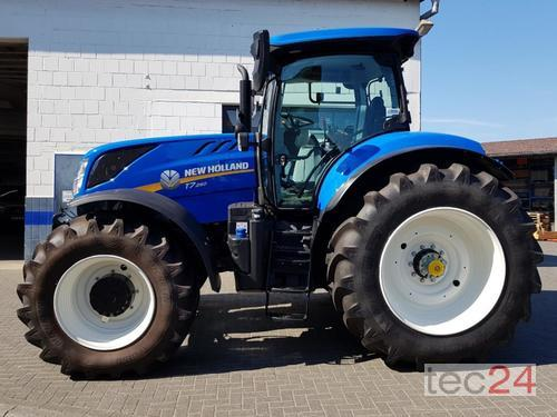 New Holland T 7.260 Power Command Pohon ctyr kol Gießen-Lützellinden
