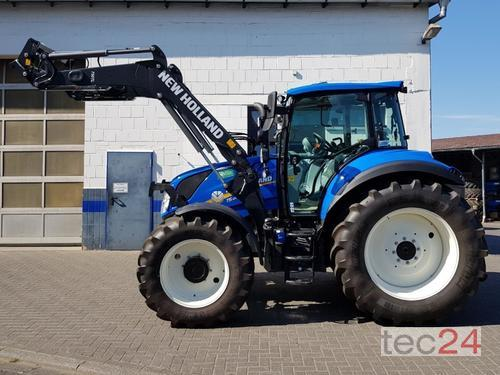New Holland T 5.120 Electro Command Front Loader Year of Build 2018