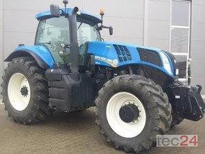 Traktor New Holland T 8.390 AC Bild 0