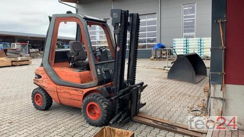 Linde H 25 T Year of Build 1989 Neuhof - Dorfborn