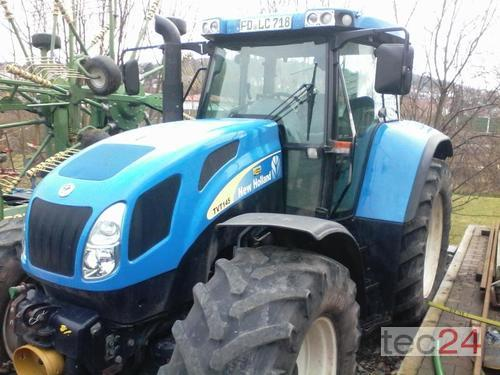New Holland TVT 145 Årsmodell 2005 4-hjulsdrift