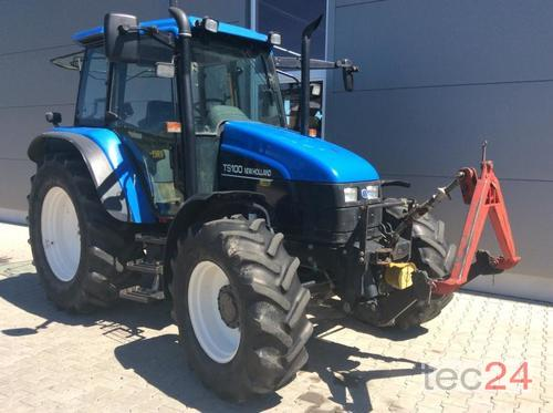 New Holland TS 100 Baujahr 2003 Allrad
