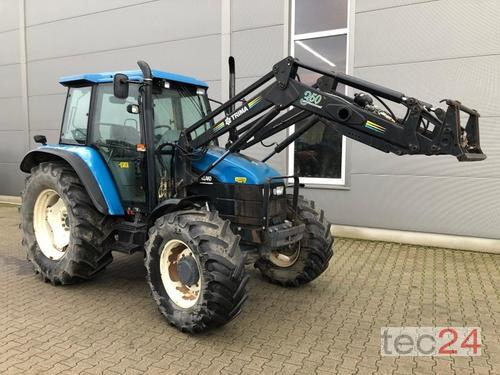 New Holland TS 100 Frontlader Baujahr 1998