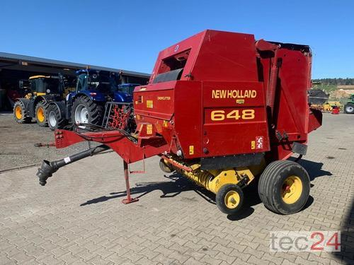 New Holland Br 648 Rok výroby 2000 Neuhof - Dorfborn