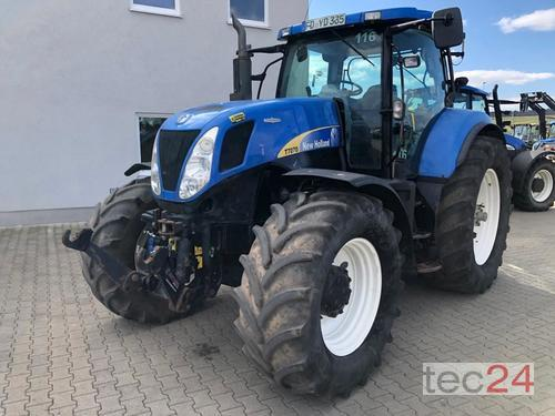 New Holland T 7070 Auto Command Frontlaster Årsmodell 2010