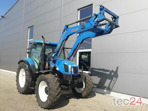 New Holland T 6020 Frontlader Baujahr 2009
