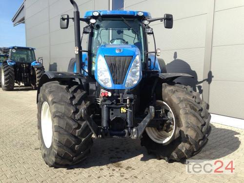 New Holland T 7.270 Årsmodell 2011 4-hjulsdrift