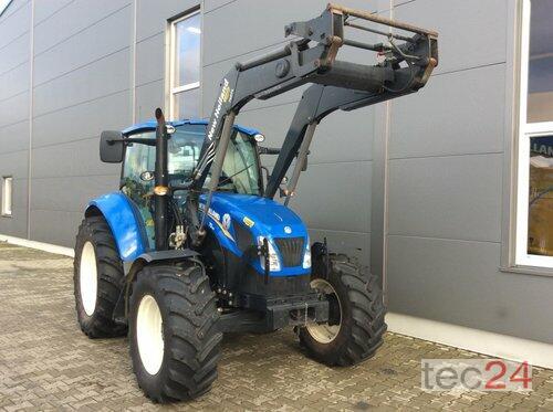 New Holland T 5.115 Frontlader Baujahr 2012