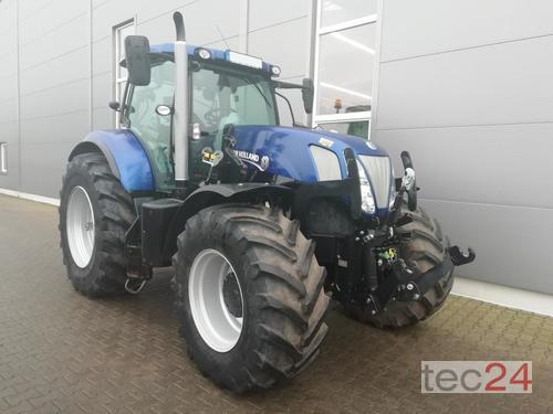 New Holland T 7.260 Power Command Chargeur frontal Année de construction 2014