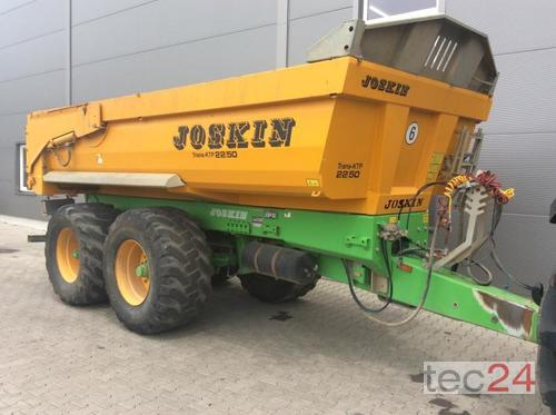 Joskin Trans Tktr 22/50 Baujahr 2013 Neuhof - Dorfborn